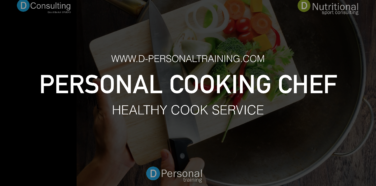 PERSONAL COOKING CHEF – HEALTHY COOK SERVICE